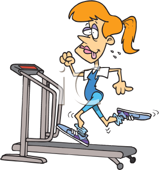 Exercise is a Funny Thing!