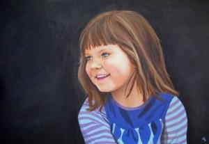 ashley-portrait by Kerry Regan