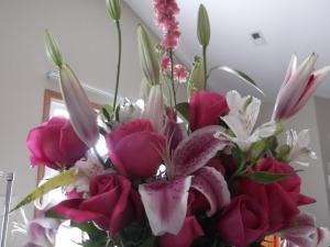 Anniversary Flowers 2013 005