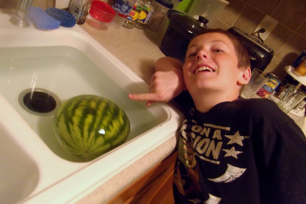 Why Does A Watermelon Float? (1/5)