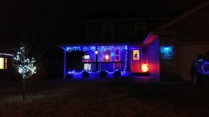 Christmas 2014 ouside front