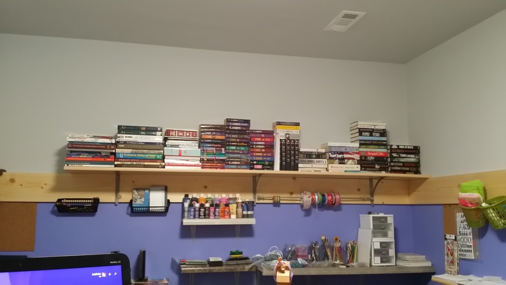 Books, Shelves, and More (1/4)