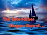 The Entertainer Blog Award