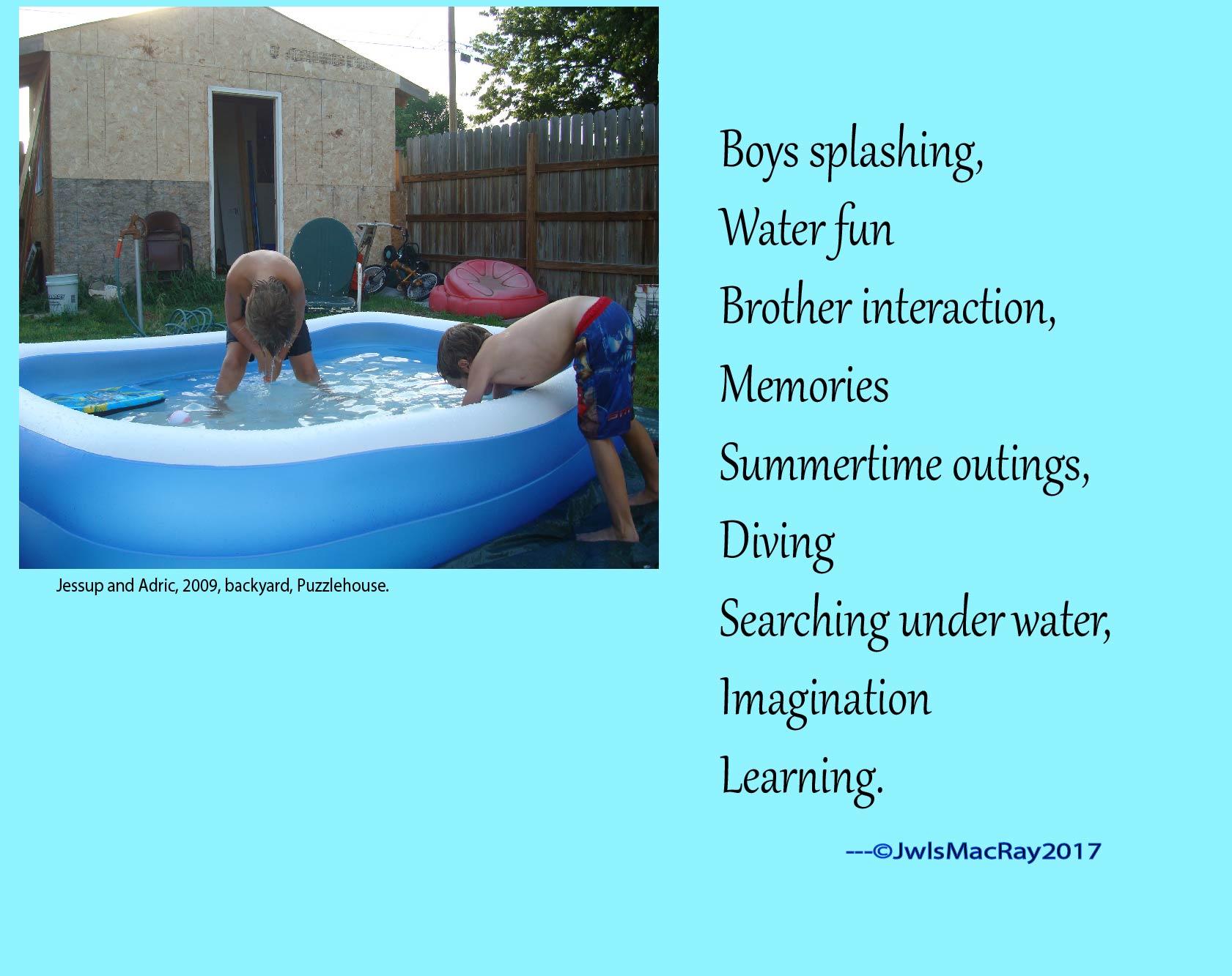 Boys Pool